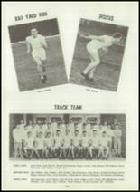 1954 Greensburg High School Yearbook Page 82 & 83