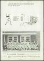1954 Greensburg High School Yearbook Page 84 & 85