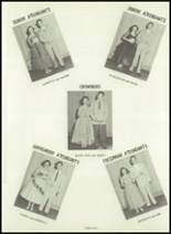 1954 Greensburg High School Yearbook Page 88 & 89