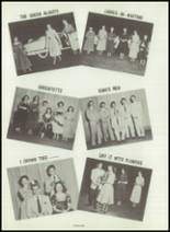 1954 Greensburg High School Yearbook Page 90 & 91