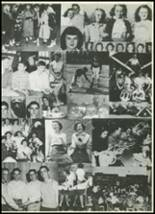 1954 Greensburg High School Yearbook Page 110 & 111