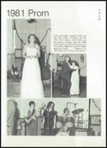 1982 Tygarts Valley High School Yearbook Page 10 & 11