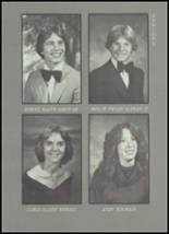 1982 Tygarts Valley High School Yearbook Page 20 & 21