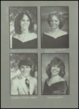1982 Tygarts Valley High School Yearbook Page 22 & 23