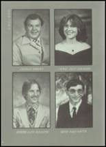 1982 Tygarts Valley High School Yearbook Page 28 & 29