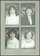 1982 Tygarts Valley High School Yearbook Page 30 & 31