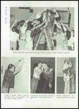 1982 Tygarts Valley High School Yearbook Page 42 & 43