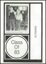 1982 Tygarts Valley High School Yearbook Page 46 & 47