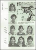 1982 Tygarts Valley High School Yearbook Page 48 & 49