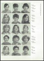 1982 Tygarts Valley High School Yearbook Page 54 & 55