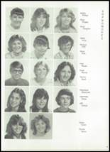 1982 Tygarts Valley High School Yearbook Page 58 & 59