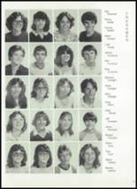 1982 Tygarts Valley High School Yearbook Page 62 & 63