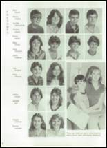 1982 Tygarts Valley High School Yearbook Page 64 & 65