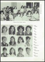 1982 Tygarts Valley High School Yearbook Page 66 & 67