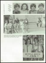 1982 Tygarts Valley High School Yearbook Page 68 & 69
