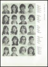 1982 Tygarts Valley High School Yearbook Page 72 & 73