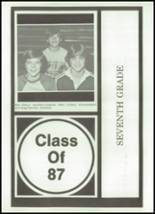 1982 Tygarts Valley High School Yearbook Page 76 & 77