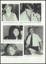 1982 Tygarts Valley High School Yearbook Page 84 & 85