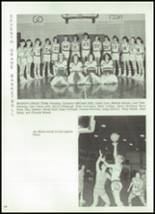 1982 Tygarts Valley High School Yearbook Page 108 & 109