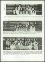 1982 Tygarts Valley High School Yearbook Page 128 & 129