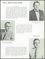 1958 Uniontown High School Yearbook Page 18 & 19