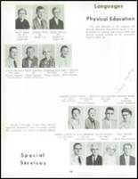 1958 Uniontown High School Yearbook Page 22 & 23