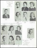 1958 Uniontown High School Yearbook Page 30 & 31