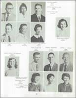 1958 Uniontown High School Yearbook Page 32 & 33