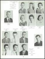 1958 Uniontown High School Yearbook Page 34 & 35
