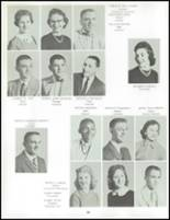 1958 Uniontown High School Yearbook Page 36 & 37
