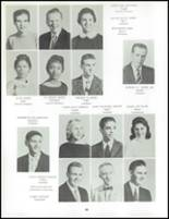 1958 Uniontown High School Yearbook Page 40 & 41