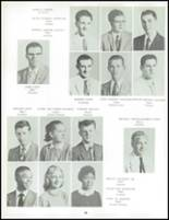 1958 Uniontown High School Yearbook Page 42 & 43