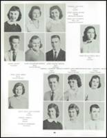 1958 Uniontown High School Yearbook Page 44 & 45