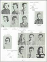 1958 Uniontown High School Yearbook Page 46 & 47