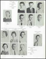 1958 Uniontown High School Yearbook Page 52 & 53