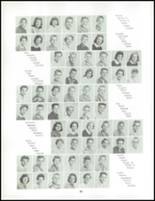 1958 Uniontown High School Yearbook Page 62 & 63