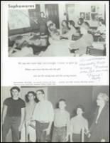 1958 Uniontown High School Yearbook Page 64 & 65