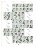 1958 Uniontown High School Yearbook Page 66 & 67