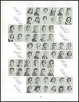 1958 Uniontown High School Yearbook Page 68 & 69