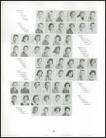 1958 Uniontown High School Yearbook Page 70 & 71