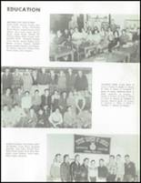 1958 Uniontown High School Yearbook Page 72 & 73