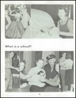 1958 Uniontown High School Yearbook Page 100 & 101