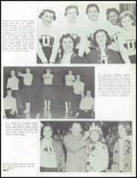 1958 Uniontown High School Yearbook Page 110 & 111