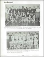 1958 Uniontown High School Yearbook Page 112 & 113