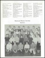 1958 Uniontown High School Yearbook Page 122 & 123