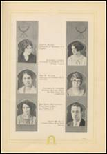 1926 Henryetta High School Yearbook Page 18 & 19