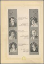 1926 Henryetta High School Yearbook Page 20 & 21