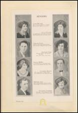 1926 Henryetta High School Yearbook Page 28 & 29