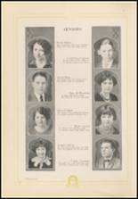 1926 Henryetta High School Yearbook Page 30 & 31