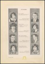 1926 Henryetta High School Yearbook Page 32 & 33